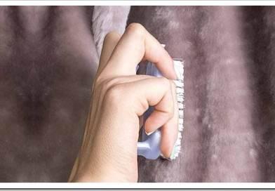 Как почистить шубу из мутона?