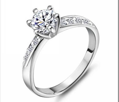 Как выбрать кольцо с бриллиантом