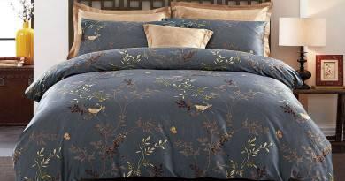 Какое постельное белье лучше: сатин или поплин