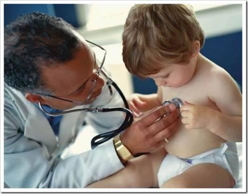 Дыхание у детей – норма, причины нарушения