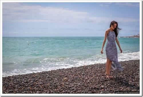 Самые привлекательные пляжи для отдыха в Сочи