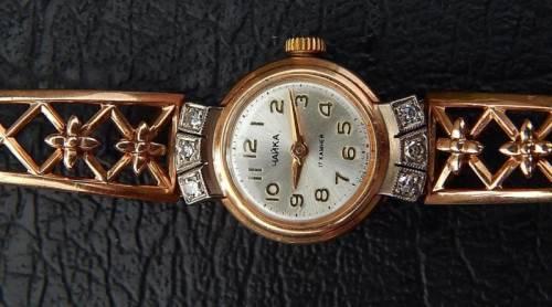 Как продать золотые часы