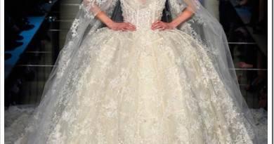Каким цветом выбрать свадебное платье?