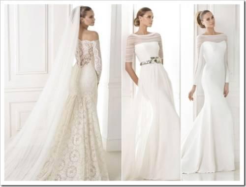Самые актуальные фасоны свадебных платьев в салоне Milano Vera