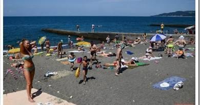 Какой пляж в Адлере лучше?