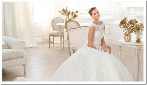 Актуальные фасоны свадебных платьев