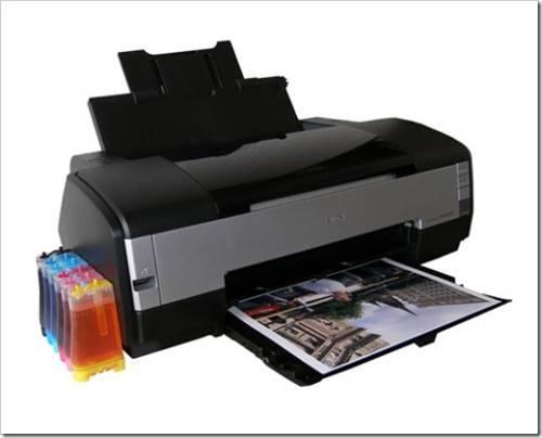 Пьезоструйная головка и общая надёжность принтера