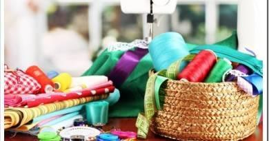 Лучшие ткани для пошива платья