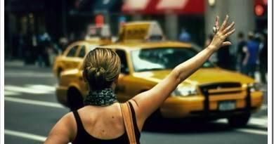 Как вызвать такси через Интернет?