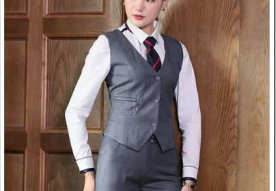 С чем носить жилет без рукавов женский?