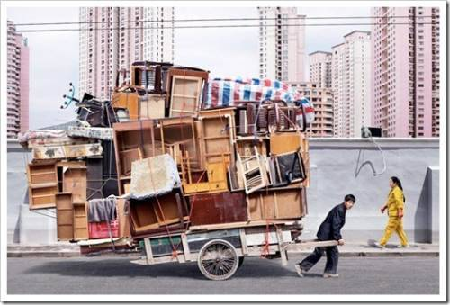 Коммерческий транспорт идеален для переезда