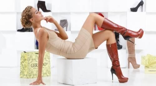 Виды женских сапог