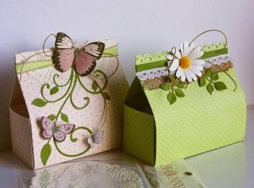 Как сделать упаковку для подарка своими руками