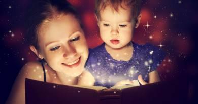 Какие сказки читать детям