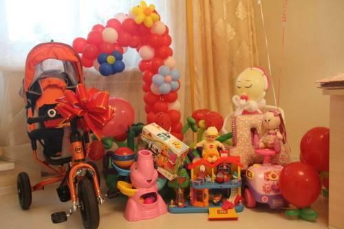 Какую игрушку подарить девочке на 2 года