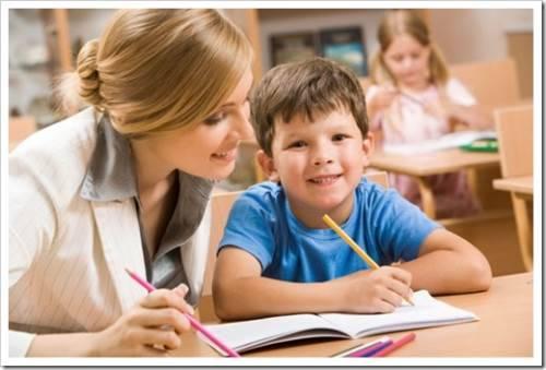Обучение ребенка