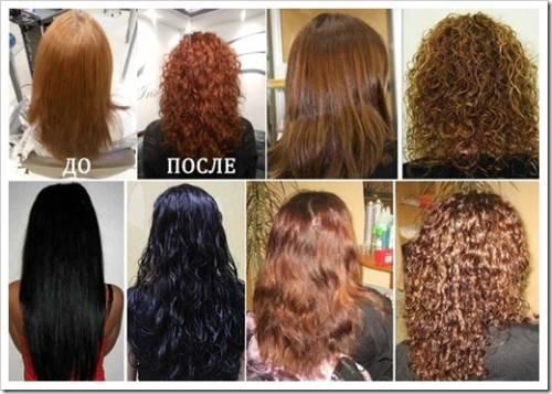 Как осуществляется биозавивка волос?