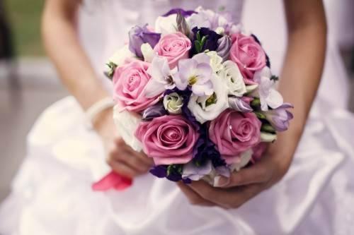 Из каких цветов делают букет невесты