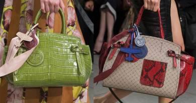 Какие женские сумки модные в 2018 году