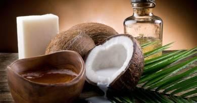 Как применять кокосовое масло для лица