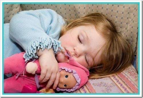 Укладывать детей спать