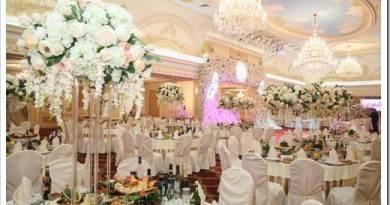 Особенности выбора места для проведения свадебного банкета в Москве