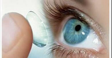 Особые характеристики контактных линз