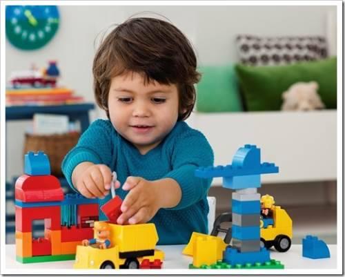 Виды детских конструкторов