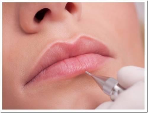 Перманент губ
