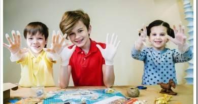Развивающий детский набор Археолога Oyster и задания из него