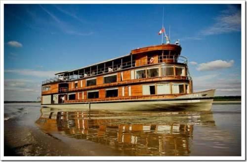 Как интереснее всего отдыхать на Амазоне?