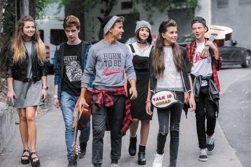 Какая одежда для подростков в моде