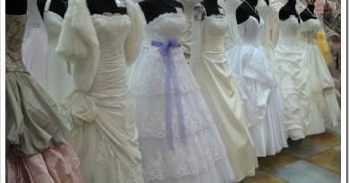 Как продать свадебное платье б/у?