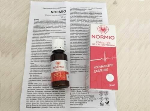 Что за лекарство Нормио