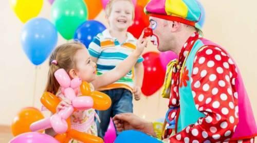 Как сделать детский праздник