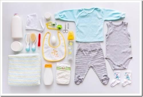 Какая одежда потребуется для новорожденного?