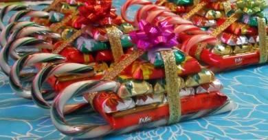 Что положить в новогодний подарок