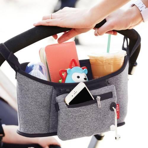 Как сшить сумку для мамы на коляску
