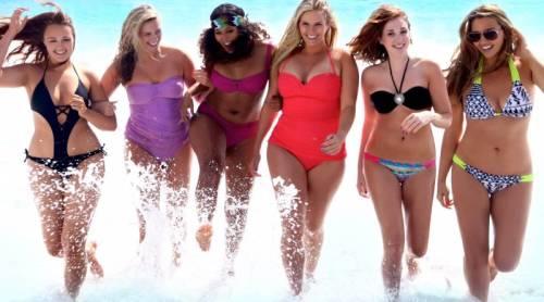 Как определить размер женского купальника