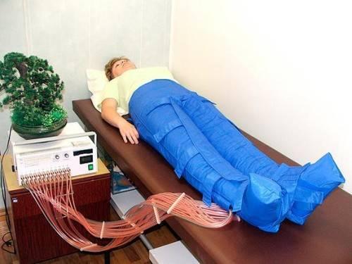 Как лечить лимфостаз