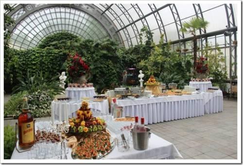 Свидание в оранжерее Таврического сада