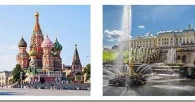С чего начать путешествие по России