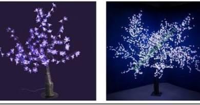 Как сделать светодиодное дерево и что это такое?