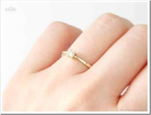 Как подобрать кольцо для избранницы?