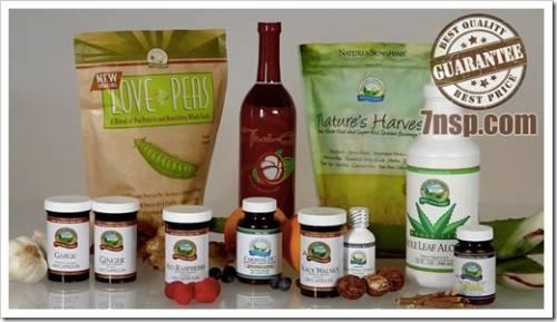 Nature Sunshine Products: на страже здоровья