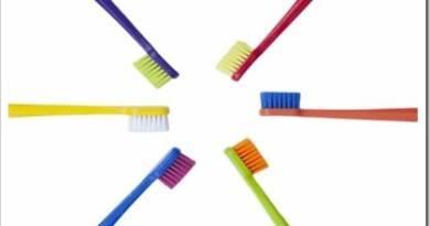 Виды зубных щеток Revyline