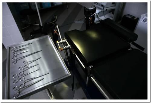 Лапароскопия кисты яичников