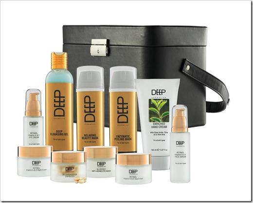 Обзор ассортимента косметики бренда Deep Cosmetics
