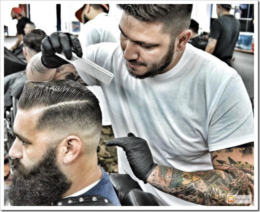 Расширение ассортимента парикмахерских услуг