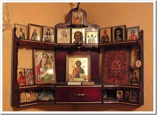 Иконы для кабинета и семейные иконы